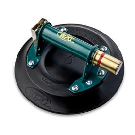"""Image of Wood's Powr-Grip (N5450) 9"""" Flat Vacuum Cup with Metal Handle"""