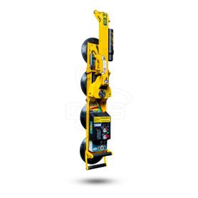 "Wood's Powr-Grip P1 Intelli-Grip Dual Vacuum Edition 11"" Diameter Lipped Pads (700 lbs) [P11104DC3] Product Image"