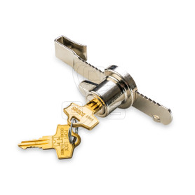 Showcase Lock, Deluxe Ratchet Type (SG-29000) Key #3085