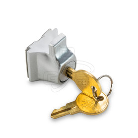 Self Adhesive Showcase Lock (Aluminum)