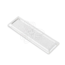Self Adhesive Finger Pull (Semi Clear Acrylic)