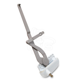 Acme Grande Series Dual Arm Casement Window Operator, White, Right-Hand ,OGS Part # WO-6623RW, Image 1