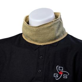 Cut-Resistant Neck Protector w. Velcro Closure