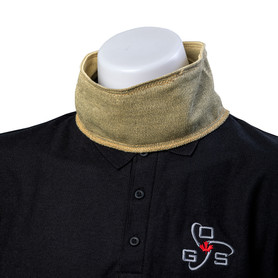 Cut-Resistant Neck Protector w. Velcro Closure