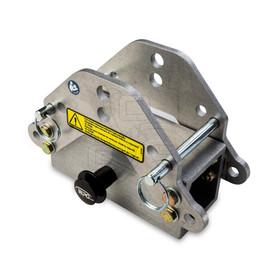 Image of Wood's Powr-Grip Regular Mullion Adapter (93101) - OGS part # WPG-93101