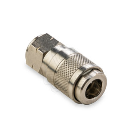 "Image of Wood's Powr-Grip (16056) Quick Connect Coupler - 1/8"" F-NPS - OGS Part # WPG-16056"