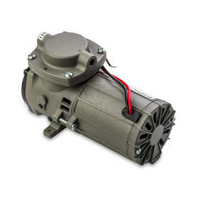 Image of Wood's Powr-Grip (66130) Vacuum Pump - Diaphragm Type - 12V DC - 1 SCFM - OGS Part # WPG-66130