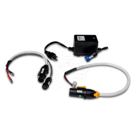 Wood's Powr-Grip Electrical Connector Upgrade Kit For P1-DC - OGS Part # WPG-93603, Image 1