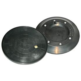 "Woods Powr-Grip (49506TA) 9"" Vacuum Lifter Replacement Pads - OGS Part # VL-3409, Image 1"