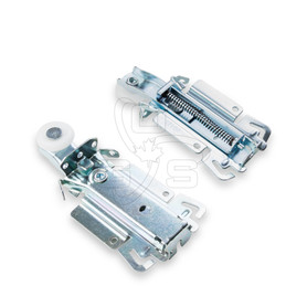 By-Pass Closet Door Top Roller With Spring Adjustment - OGS Part # CDH-203T, Image 1
