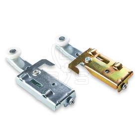 By-Pass Closet Door Top Roller With Screw Adjustment - CDH-3005, Image 1