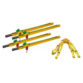 Wood's Powr-Grip (97464) Panel Master Roofing Kit - OGS Part # WPG-97464, Image 1