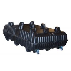 Woods Powr-Grip (53006) MRT4 Plastic Shipping Case - OGS Part # WPG-53006, Image 1