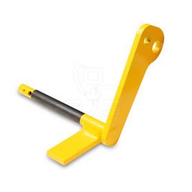 Woods Powr-Grip (57114BA) Tilt Latch Release Lever - OGS Part # WPG-57114BA, Image 1