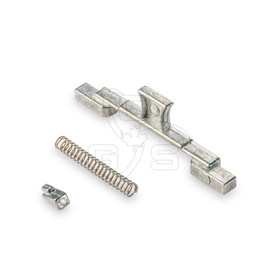 Storm Sash Latch Bolt Assembly #13 - OGS Part # WB-P513, Image 1
