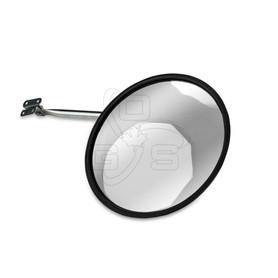 Indoor Acrylic Circular Convex Mirror, Image 1