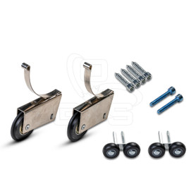 Sliding Aluminum Framed Glass Door Roller Assembly Kit