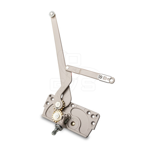 "Truth 15.10 EntryGard Series Dual Arm Casement Window Operator 4-7/16"" Link Arm (Left Hand), 15.10.00.201, Image 1"