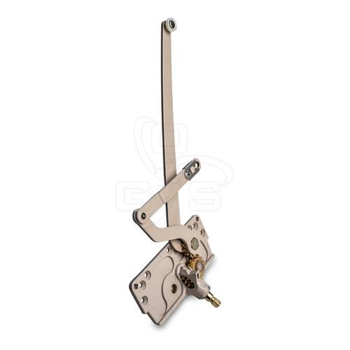 "Truth 15.10 EntryGard 31538 Series Dual Arm Casement Window Operator 4-7/16"" Link Arm (Right Hand), 15.10.00.202, Image 1"