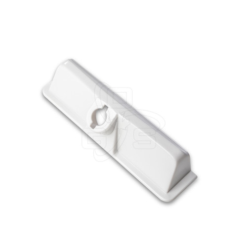 Truth Hardware EntryGard Operator Cover, White, AmesburyTruth 10341-32, OGS Part # CH-6750W, Image 1