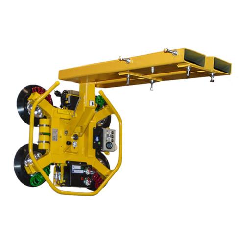 Wood's Powr-Grip (95722) Forklift Adapter for MRT4 (WPG-95722) - OGS Part # WPG-95722, Image 1