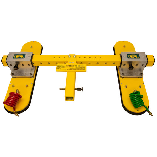 Woods Powr-Grip (97465) Pad Frame T-Arm Assemblies with VPFS625 Vacuum Pads - OGS Part # WPG-97465, Image 1