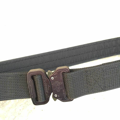Velcro Lined EDC Cobra Belt
