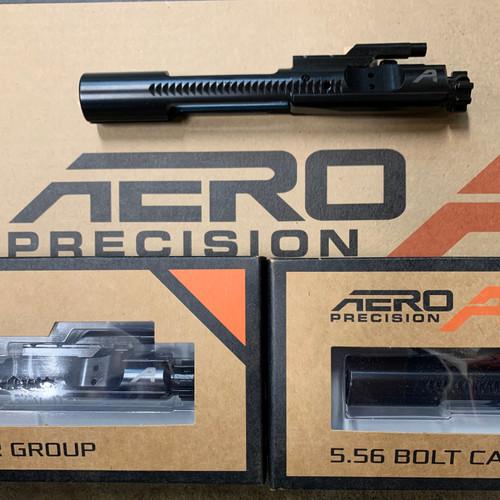 Aero Precision 5.56 Bolt Carrier Group (Black Nitride)