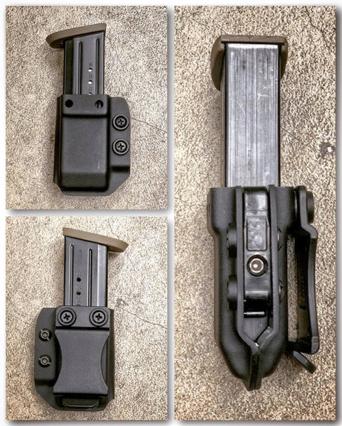 Single Magazine Carrier
