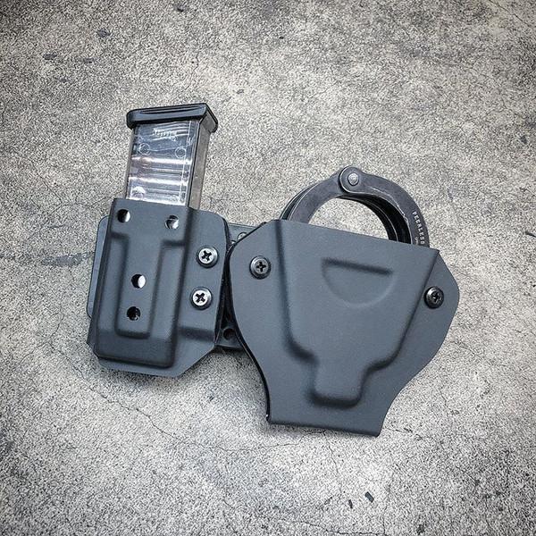Combo Single Magazine/Single Handcuff Carrier V3