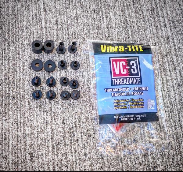 Spare Hardware Kit