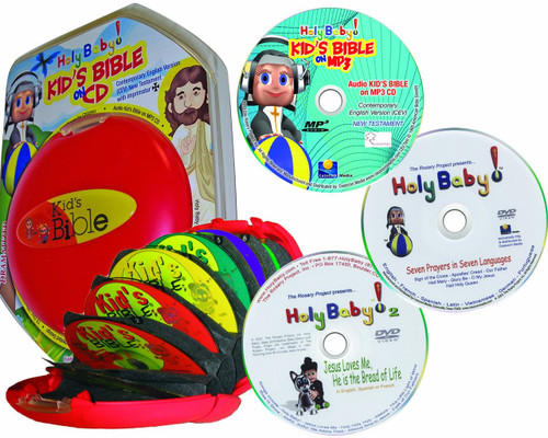 Audio Bibles - Catholic - Christian Product Direct