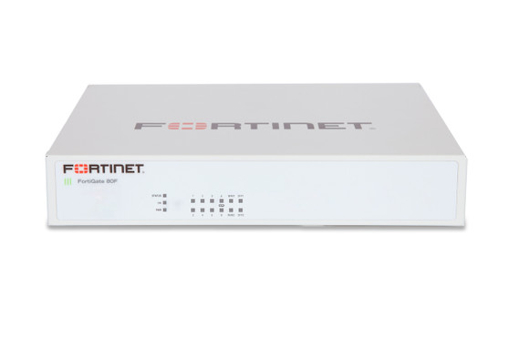 Fortinet Fortigate FG-80F front