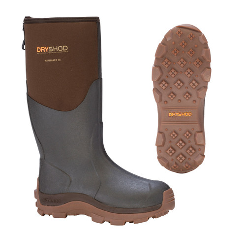 DRYSHOD Boots by Yoder