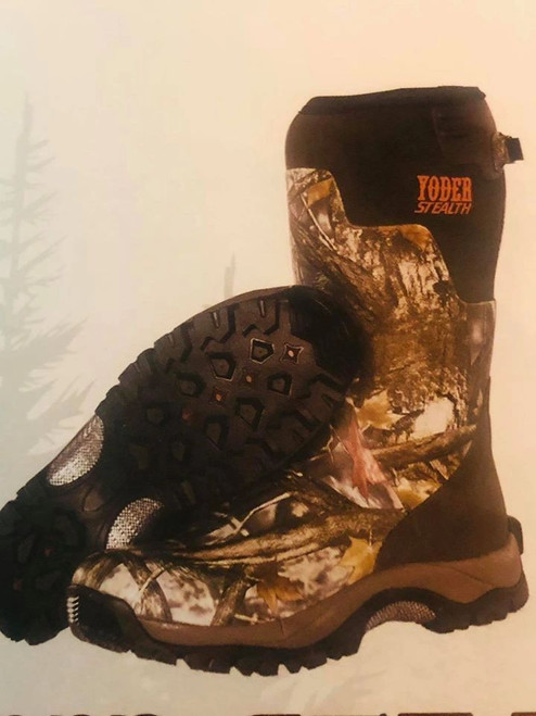YODER STEALTH BOOT