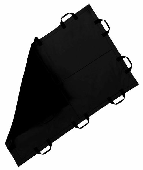 Ballistic Blanket 4'x6' Black/Black Level IIIA