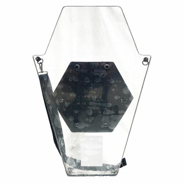 Transparent Ballistic Shields Level IIIA 30x20