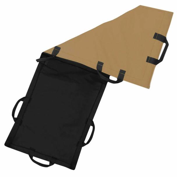 Ballistic Blanket Black/Coyote Level IIIA 2x6
