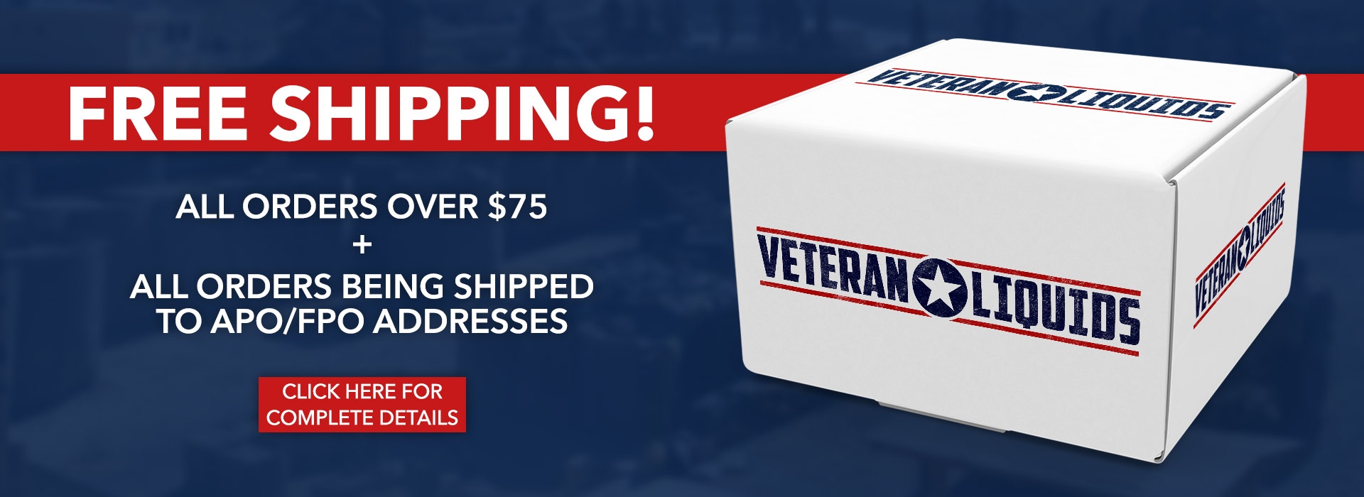 Free Shipping - All orders over $75