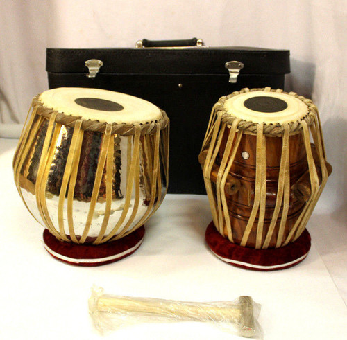 Tabla Set  Indian Pair Drum with Case