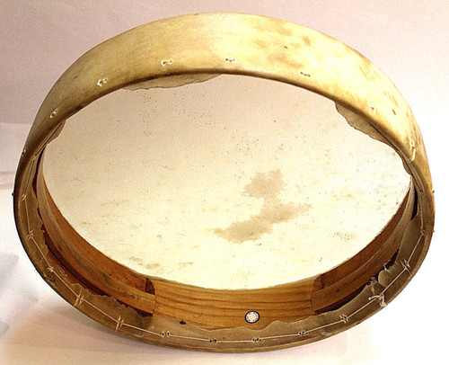 Frame Drum Goatskin Head 18""