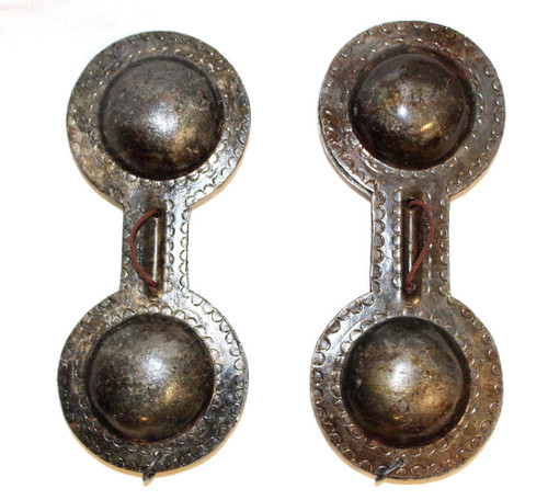 Qarkabeb Authentic Moroccan Cymbals Castanets Gnawa