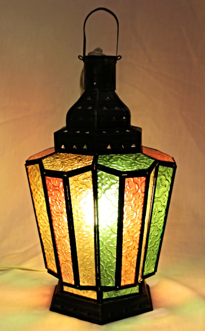 Mood Lamp colorful glass, stained glass lamp, patio decor, night light, light fixture colorful, desk lamp, desk lamp colorful, accent light, home decor lamps, light fixture colorful, light-fixture colorful, patio decor lamp, moroccan lamp, moroccan light fixture