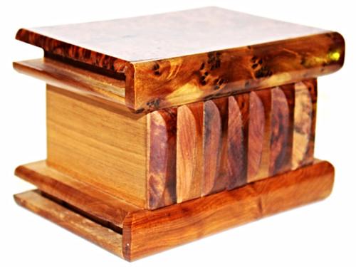 Moroccan Traditional Puzzle Box
