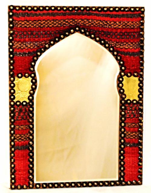 Egyptian Kilim Rug Mirror