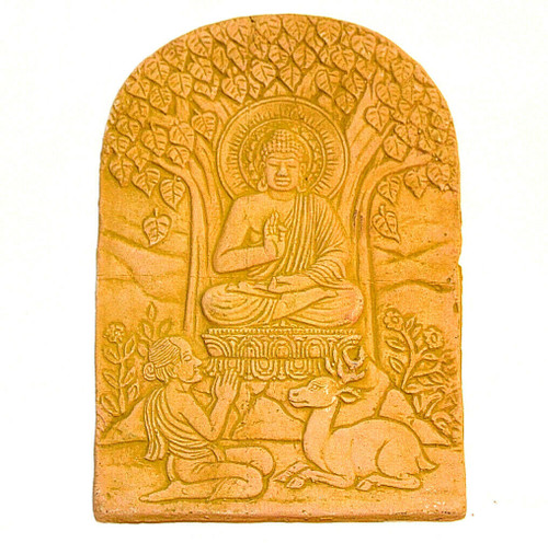 Buddha. First preaching.