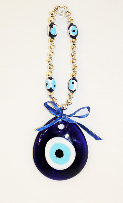 good luck, wall decor, charm, evil eye protection, blessings, wall hanging, nazar, mati, all seeing eye