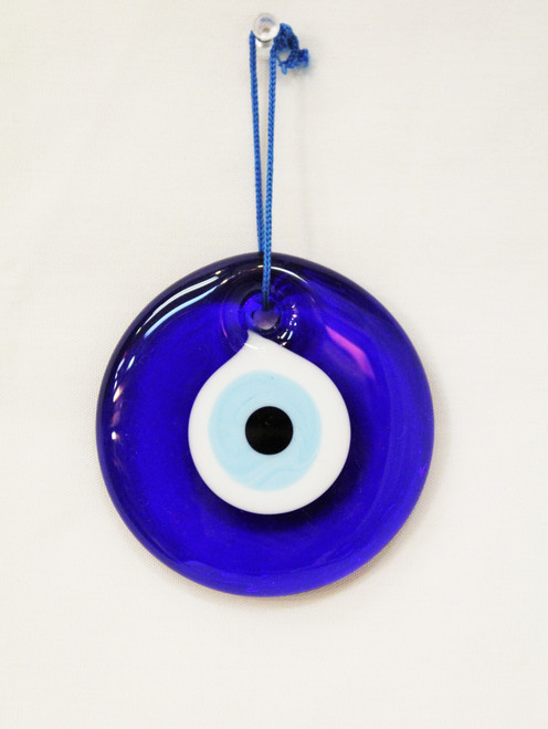 good luck, wall decor, charm, evil eye protection, blessings, wall hanging, nazar, mati, all seeing eye, greek eye, blue eye, turkish eye