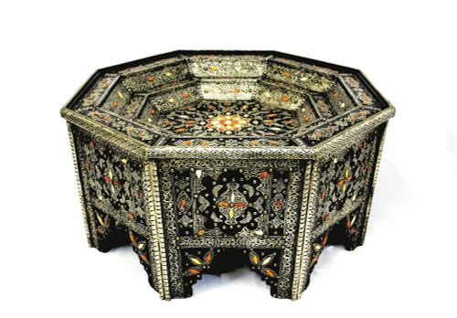 moroccan coffee table, moroccan center piece, center piece, moroccan furniture, moroccan table, high-end furniture, moroccan home decor, centerpiece, moroccan centerpiece, octagon, octagon table, eight point star