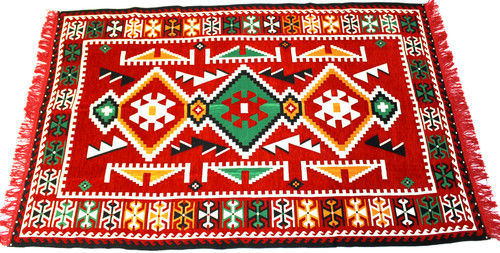 kilim rug red, kilim rug, turkish rug red, turkish rug, turkish carpet, turkish carper red, arabesque design, geometric design, red rug geometric design, red rug, red carpet